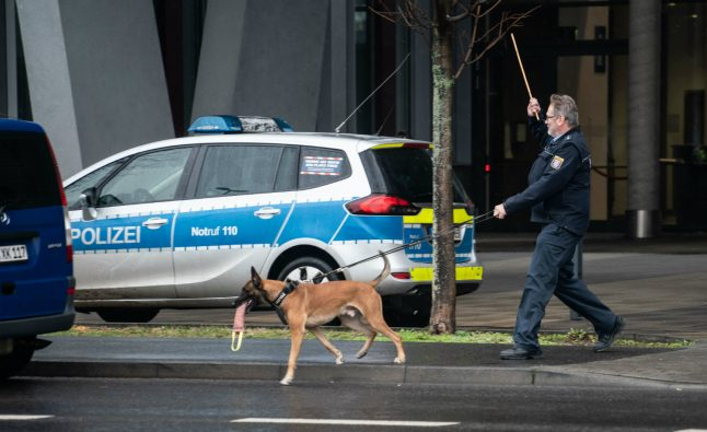 Courts throughout Germany shut down after receiving bomb threats