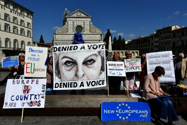 Battling Brexit: How a group of Brits in Europe took on the fight for citizens' rights