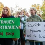 Nationwide protests planned in battle to change Germany's 'Nazi-era' abortion law
