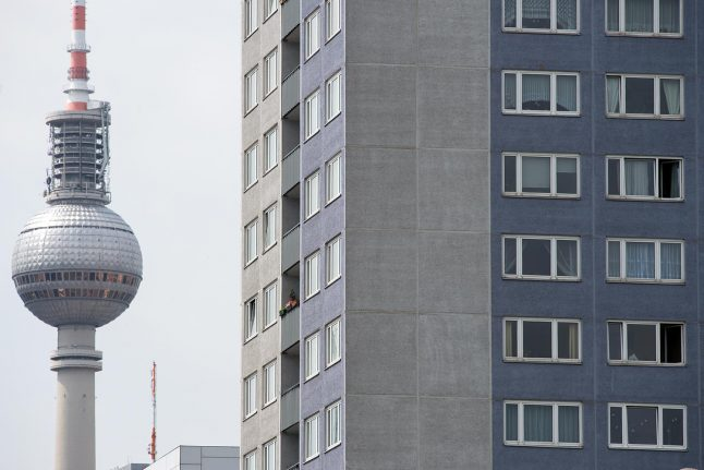Plan emerges for a 'radical solution' to lower rising rents in Berlin
