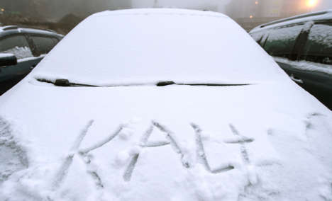 Essential phrases and customs to survive the German winter
