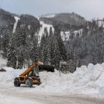 Germany on alert as snowfall and storms batter the country
