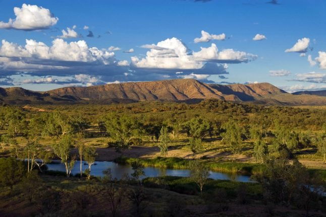 Body of missing German tourist found in Australian outback