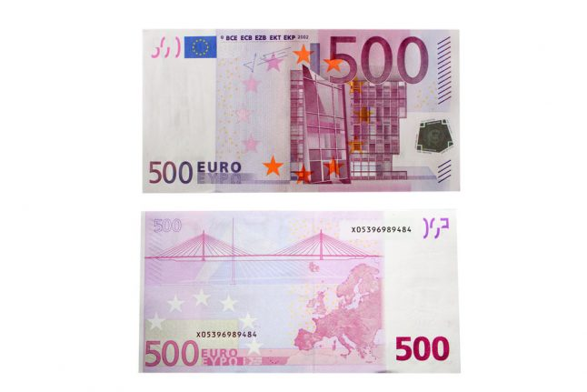 Mixed emotions in Germany as 500-euro note bows out
