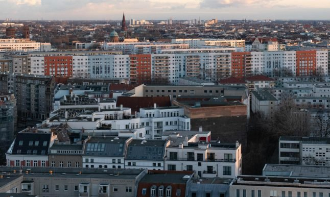 The places in Germany where rents are rising rapidly