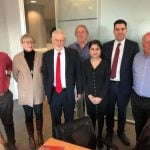 How our meeting with Jeremy Corbyn in Madrid led to a victory for Britons across the EU