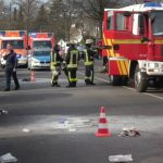 Man sets himself on fire in western German city in protest