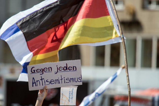 Violent anti-Semitic attacks in Germany increase by 60 percent