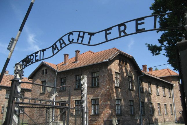 U.S. Vice President Pence pays controversial visit to Auschwitz