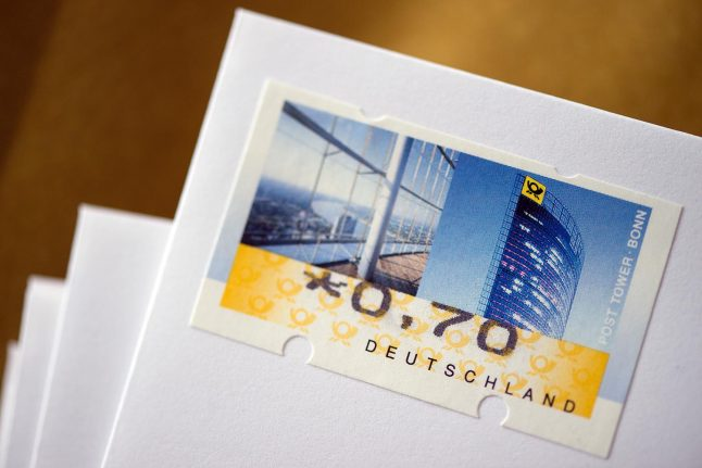Deutsche Post: Postage costs to increase by 'up to 400 percent'