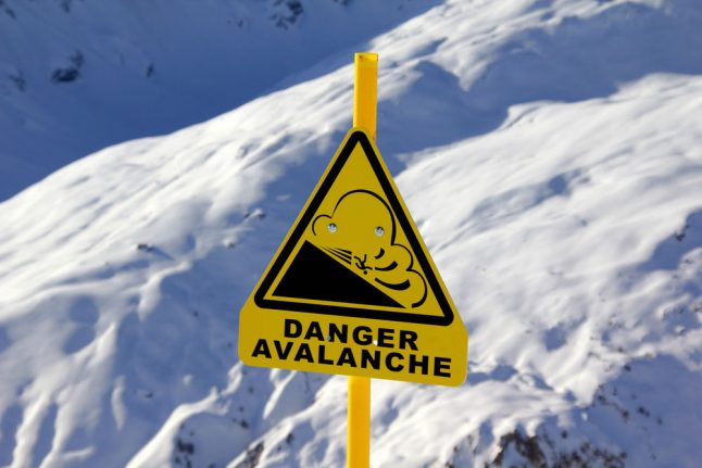 Avalanche in Germany leaves one dead and another missing