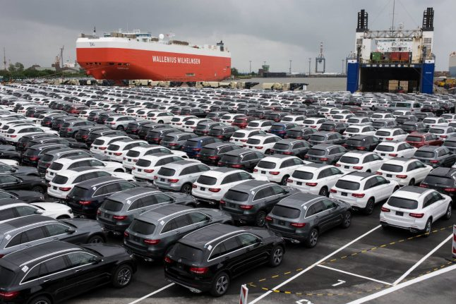 Why Germany is vulnerable to US President Trump's car tariffs