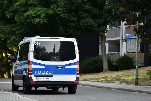 Over 4,000 people affected by World War II bomb found in Essen