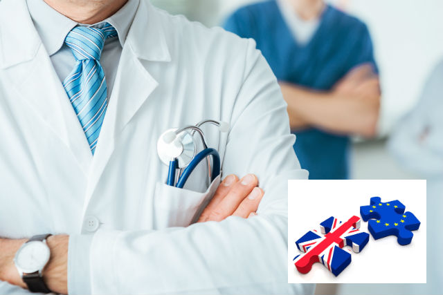 No-deal Brexit: UK vows to cover health costs of retired Britons for one year