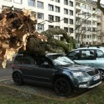 Travel chaos as deadly storm strikes Germany