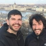 VIDEO: Whirlwind bromance! How to spend 48 hours in Budapest