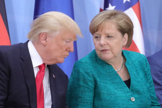 FOCUS: Trump tearing up diplomatic rules by attacking UK and Germany