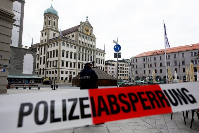 Update: City halls across Germany evacuated after receiving bomb threats