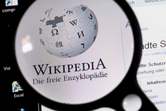 Why German Wikipedia is down for 24 hours