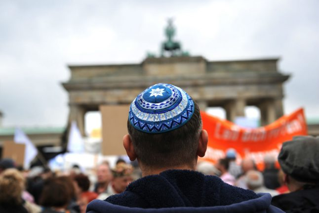 For this Berlin restaurateur, anti-Semitic attacks are the norm