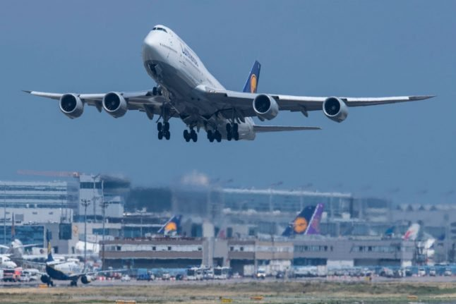 Frankfurt Airport launching new routes, flight frequencies