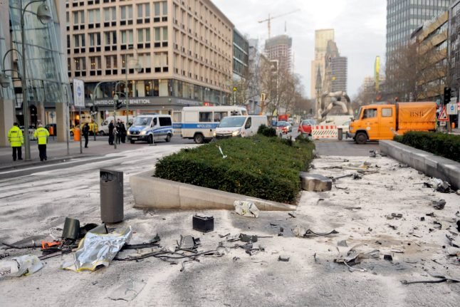 Car racers behind deadly accident on Berlin's Ku'damm sentenced to life in prison