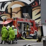 At least 60 injured after ammonia gas leak at Bavarian ice rink