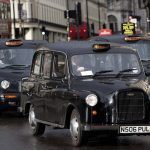 Fuelled by diesel bans and Brexit, London black cabs get set for German streets