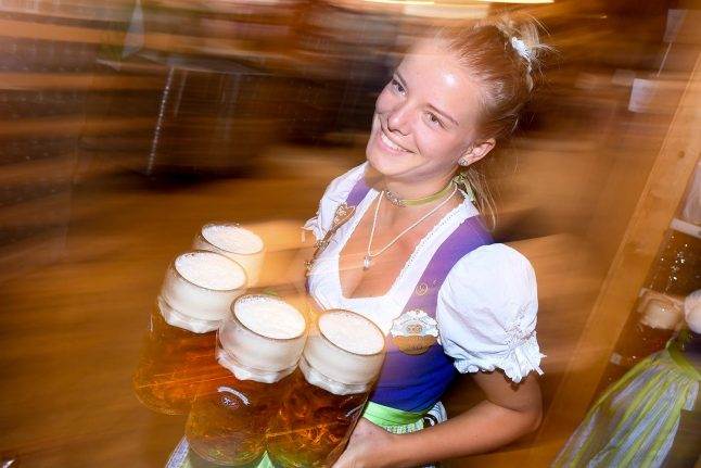 Poll: Two-thirds of Germans consider themselves 'happy'