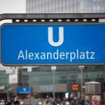 Video footage shows moment Alexanderplatz mass punch-up kicked off