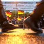 Racist crime rises sharply in state of Saxony