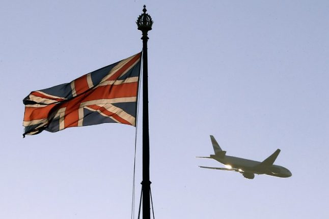 UK and EU guarantee flights will operate in case of no-deal Brexit