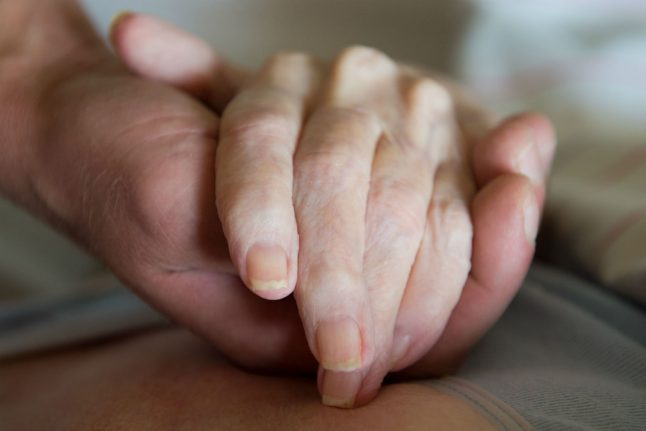German court discusses legality of assisted suicide