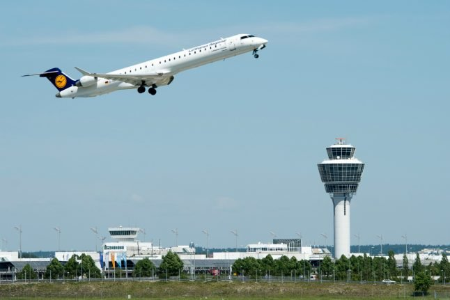 'Efficient and very welcoming': Munich named Europe's top airport