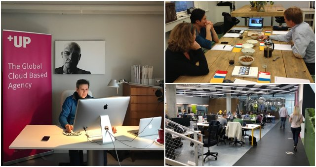 This cloud-based agency takes remote working to the next level