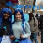 'Blue miracle': The unusual way Hanover marks the start of Spring
