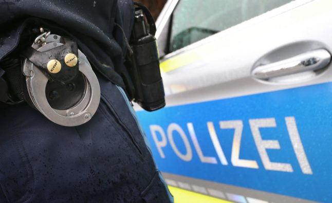 'Germany is one of the safest countries in the world'