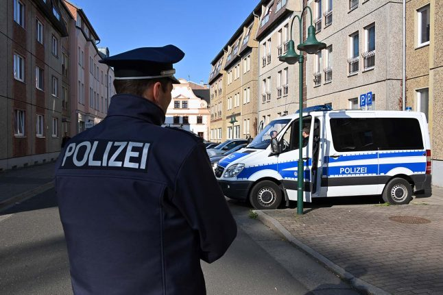 Cottbus focus of nationwide raids targeting right-wing gangs