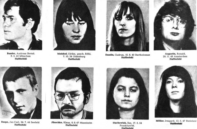 What Germany's Red Army Faction can tell the world about terror