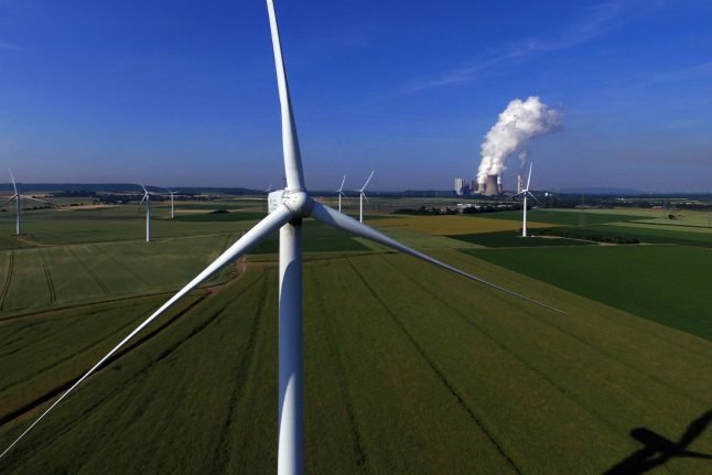 Germany reports first C02 fall in five years