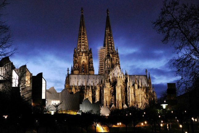 Can Germany's history of fire-ravaged cathedrals offer hope to Notre-Dame?