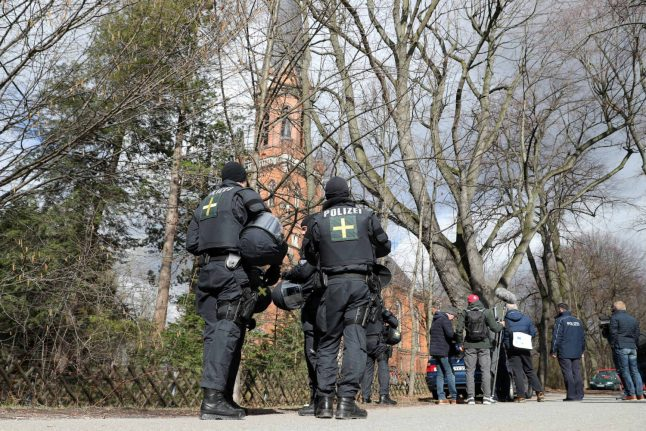 Five people victims of far-right hate crimes in east Germany every day