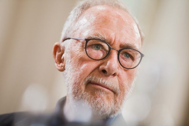 Thief fined for taking discarded work by German artist Gerhard Richter