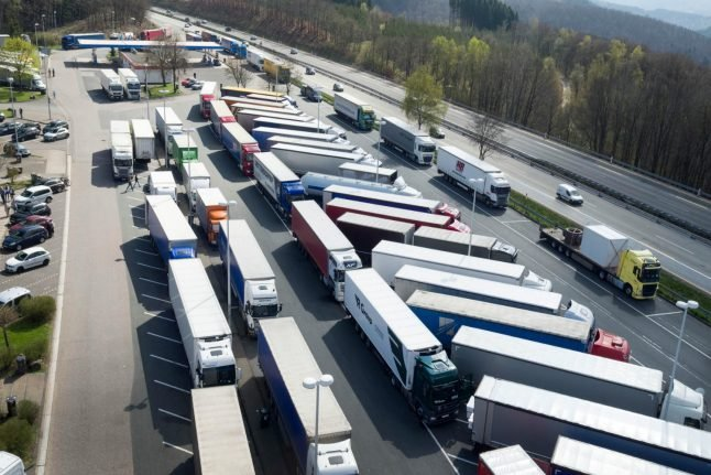 German truckers also 'manipulated' emissions devices