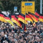 German far-right capitalizes on migrant crimes in EU elections campaign