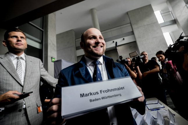 German AfD MP could be 'absolutely controlled' by Russia