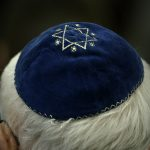 Pompeo voices concern over German kippa warning to Jews