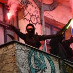 Fears of serious violence at Berlin May Day protests prove unfounded