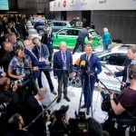 'They are accountable': Teens take climate fight to German car giant VW