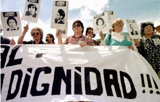 Victims of Chile Nazi sect says German compensation not enough